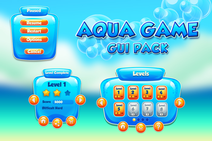 gui game set buttons